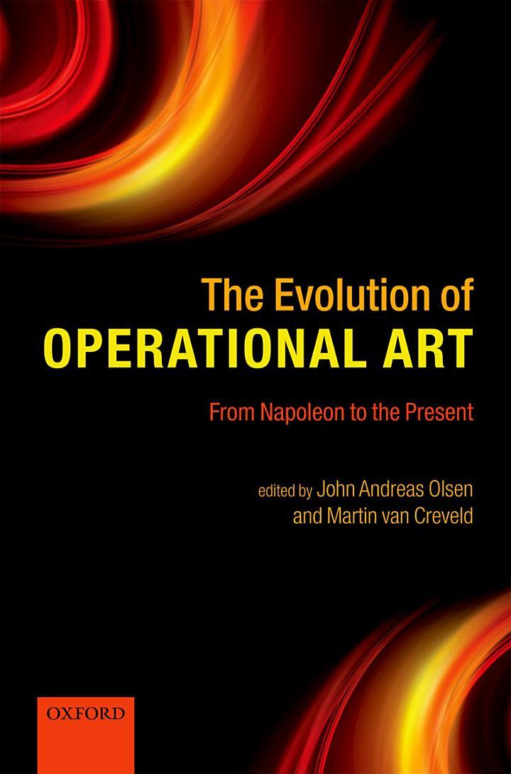 The Evolution of Operational Art