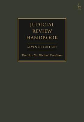 Judicial Review Handbook PDF