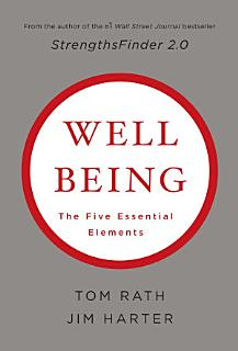 Wellbeing  The Five Essential Elements Book