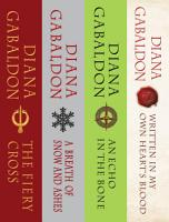 The Outlander Series Bundle  Books 5  6  7  and 8 PDF