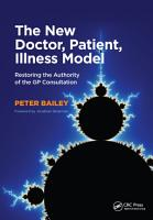The New Doctor  Patient  Illness Model PDF