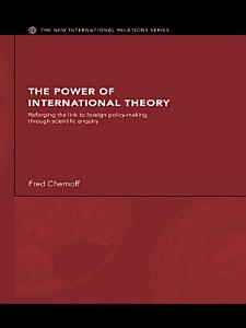 The Power of International Theory PDF