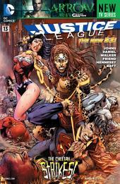Justice League (2011- ) #13