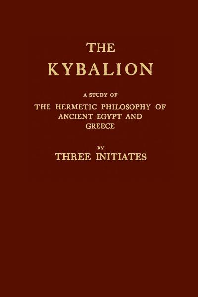 Download The Kybalion Book