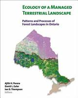 Ecology of a Managed Terrestrial Landscape PDF