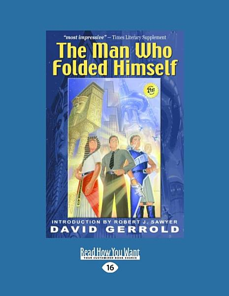 Download The Man Who Folded Himself Book