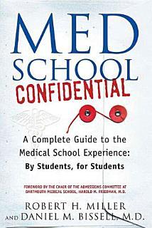 Med School Confidential Book