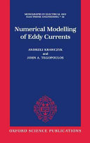 Numerical Modelling of Eddy Currents