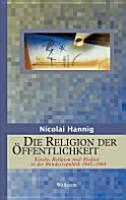 Die Religion der   ffentlichkeit PDF