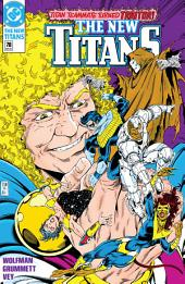 The New Titans (1984-1996) #78