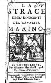 La strage de gl'innocenti del cavalier Marino