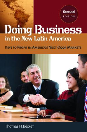Doing Business in the New Latin America PDF