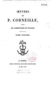 Oeuvres de P. Corneille: Volume1