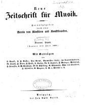 Zeitschrift für Musik: Bände 4-5