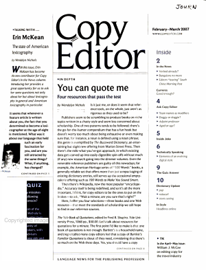 Copy Editor PDF