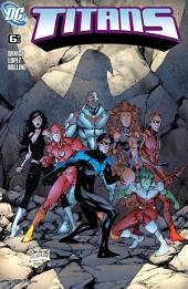 Titans (2008-) #6