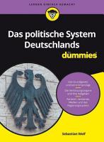 Das politische System Deutschlands f  r Dummies PDF