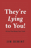 Download They re Lying to You Book