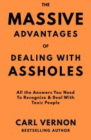 The Massive Advantages of Dealing With Assholes PDF