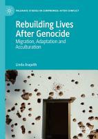 Rebuilding Lives After Genocide PDF