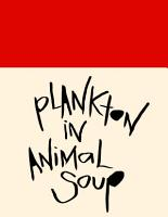 Madding Mission    Plankton In Animal Soup    Jotter Book PDF