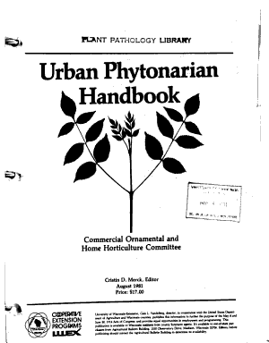 Urban Phytonarian Handbook PDF