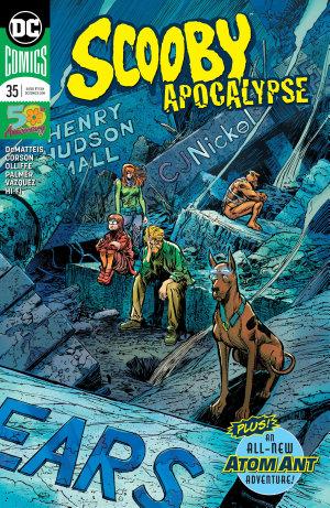 Scooby Apocalypse  2016 2019   35