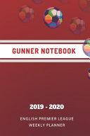 Gunner Notebook