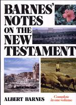 Barnes' Notes on the NT (Barnes)