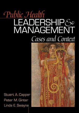 Public Health Leadership and Management PDF
