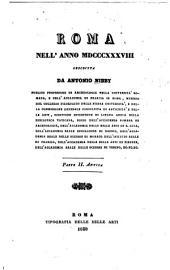 Roma nell'anno MDCCCXXXVIII [i.e. Milleotto-cento-trentotto]: Parte 2