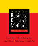 Essentials of Business Research Methods