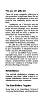 Yes  You Can Get a Job PDF