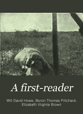A first-reader: Volume 8