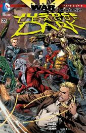 Justice League Dark (2011-) #22