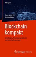 Blockchain kompakt PDF