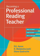 Becoming a Professional Reading Teacher