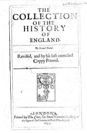 The Collection of the History of England