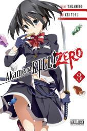 Akame ga KILL! ZERO: Volume 3