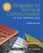 Strategies for Technical Communication in the Workplace: Edition 3