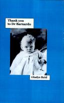 Thank you to Dr Barnardo