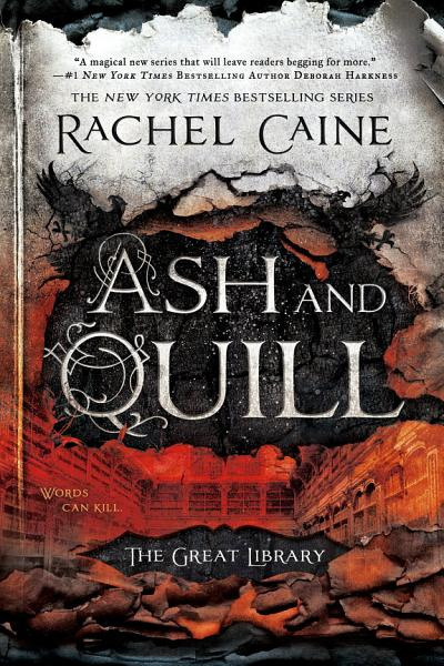Download Ash and Quill Book