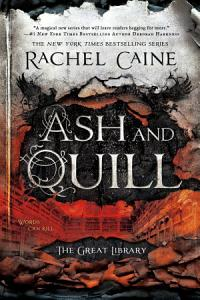 Ash and Quill Book