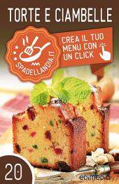 Torte e Ciambelle: Spadellandia