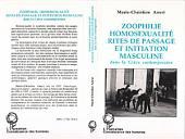 Zoophilie, homosexualité, rites de passage et initiation masculine dans la Grèce contemporaine