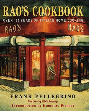Rao s Cookbook PDF