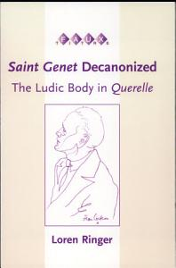 Saint Genet Decanonized PDF