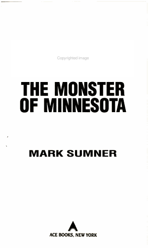 The Monster of Minnesota PDF