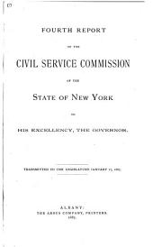 Report of the State Civil Service Commission