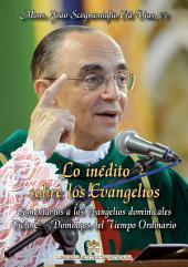 Lo inédito sobre los Evangelios - Volumen VI: Comentarios a los Evangelios dominicales -Ciclo C - Domingos del Tiempo Ordinario